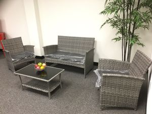 Outdoor Patio set new in box! for Sale in Toms River, NJ