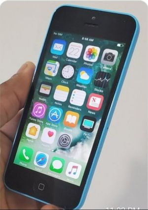 T-mobile iPhone 5C factory Unlocked .. READ DESCRIPTION for Sale in Springfield, VA