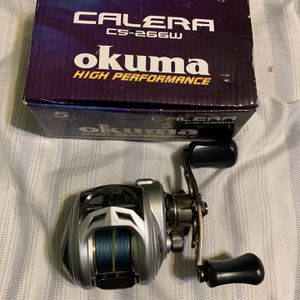 Okuma Fishing Reel for Sale in Houston, TX