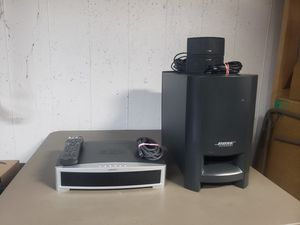 Bose 3-2-1 Series II Speaker System for Sale in Northwest Plaza, MO