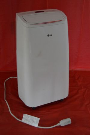 LG 10,000 BTU 115-Volt Portlabi AC w/Dehumidifier Function for Sale in Tarpon Springs, FL