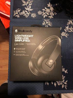 Skullcandy Uproar Wireless Headphones Brand New In Box for Sale in Las Vegas, NV