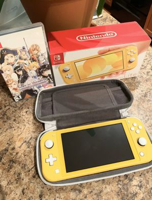 Nintendo Switch Lite - Yellow Color for Sale in Los Angeles, CA