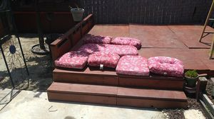 Patio furniture cushion for Sale in Parlier, CA
