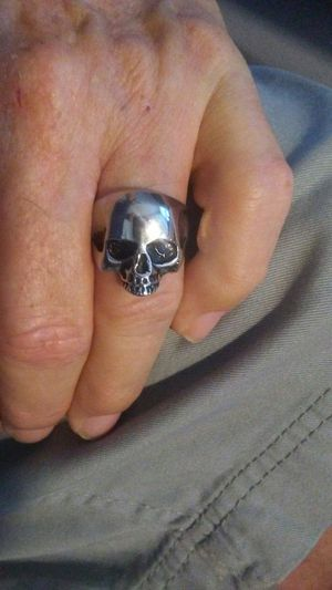 Skull Stainless Steel Ring. for Sale in Orlando, FL