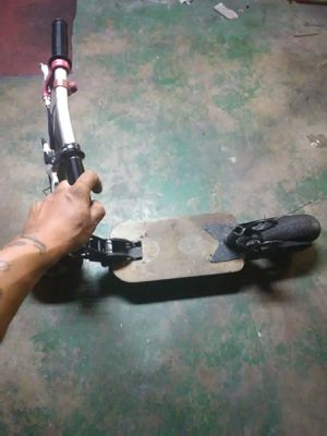 Gas scooter frame for Sale in Sacramento, CA