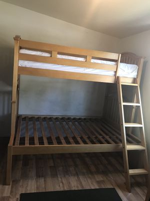 Used bunk bed for sale for Sale in Santa Monica, CA