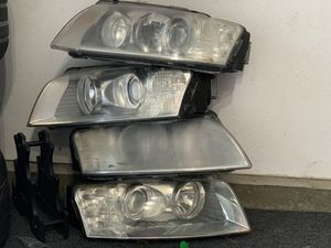 2006 Audi A8L head lights good for parts..... for Sale in Murrieta, CA