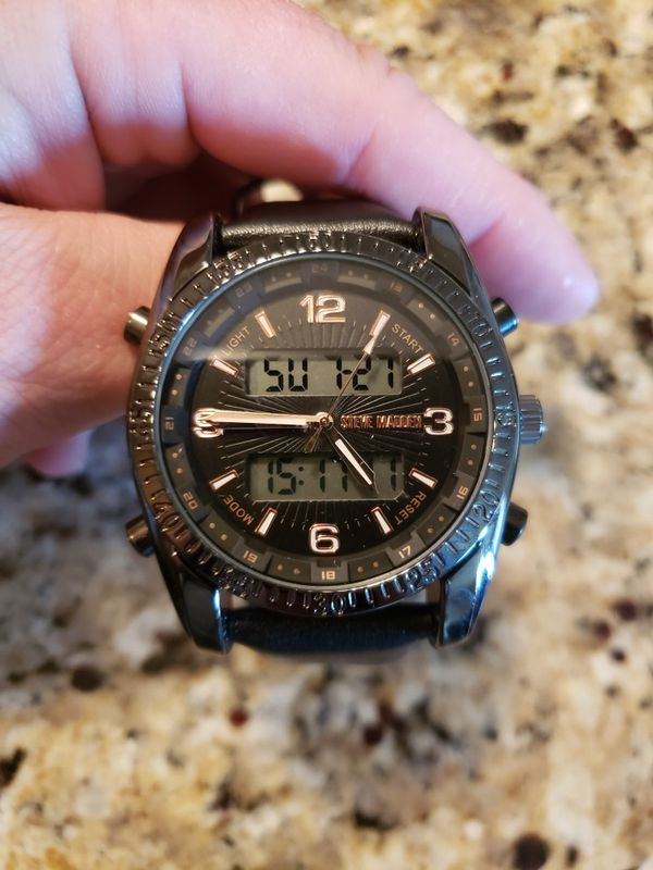 Steve Madden Men's Watch