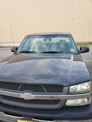 Chevrolet silverado 2003 for Sale in Jackson Township, NJ