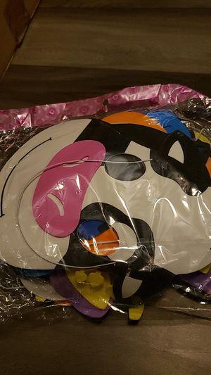 Foam animal masks 20 count for Sale in North Las Vegas, NV