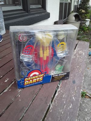 Drinking dart game for Sale in Tampa, FL