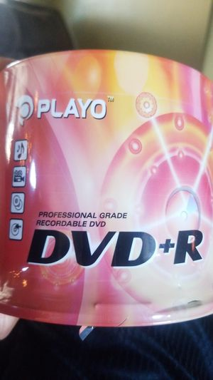 DVD +R Blank DVD's for Sale in Covina, CA