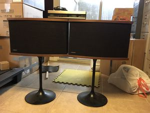 Bose 901 series V complete with equalizer and stand still in very good condition for Sale in St. Louis, MO