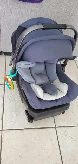 Nuna Baby Car Seat & Base for Sale in New Orleans, LA