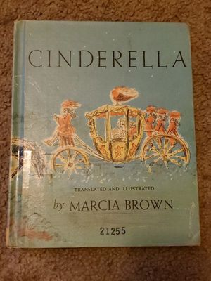 Cinderella story book for Sale in Roseville, CA