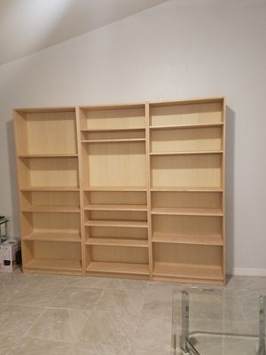 Very large book shelve for Sale in Clermont, FL