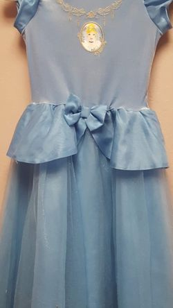 Cinderella Halloween costume With Light up Crown for Sale in San Jose,  CA