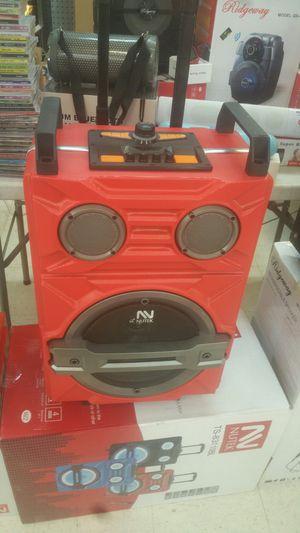 Kareoke speaker Bluetooth, for Sale in Dallas, TX
