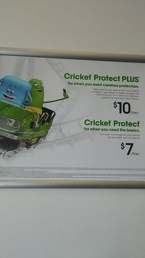 Cricket Protect for Sale in Winston-Salem, NC