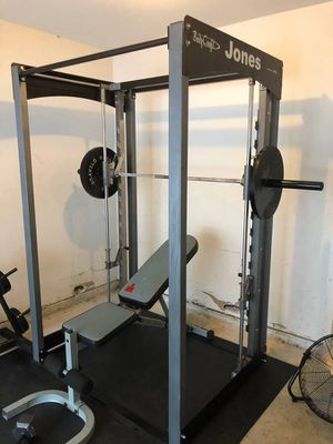 Jones body craft weight machine for Sale in Atlanta, GA