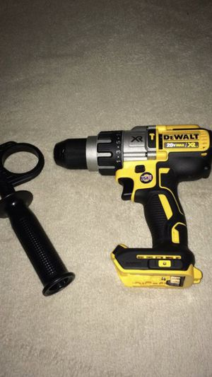 NEWDEWALT 20-Volt MAX XR Lithium-Ion Cordless 1/2 in. 3 SPEED Brushless Hammer Drill (Tool-Only)NO BATTERY NO CHARGER for Sale in Los Angeles, CA