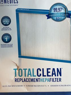 HoMedics Replacement Filter for Sale in Wisconsin Rapids,  WI