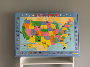 US Map for Sale in Bolingbrook, IL