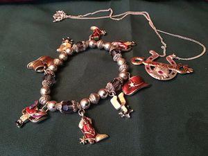 Western wear bracelet and necklace for Sale in Sierra Vista, AZ