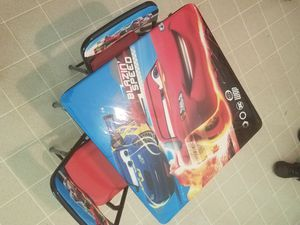 Kids Cars table with 2 chairs for Sale in Dallas, GA