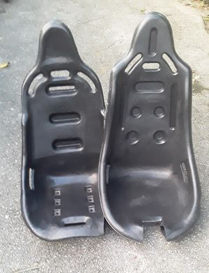 2 Go Kart Buggy Seats (Second Seat Cut to Fit Most Karts) for Sale in Hollywood, FL