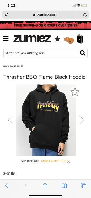 Brand new thrasher hoodie size xl for Sale in Lakewood, WA