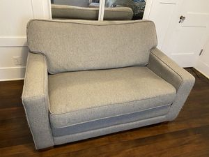 Couch bed love seat folding from Costco for Sale in Claremont, CA