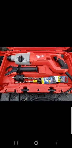 New Milwaukee Hammer drill $140 for Sale in Miami Gardens, FL