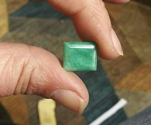 100% Natural 8.0-Carat Emerald - Loose Gemstone for Sale in Denver, CO