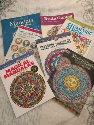 7new coloringbooks for Sale in Mesa, AZ