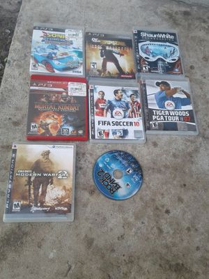 8 games for Sale in West Palm Beach, FL