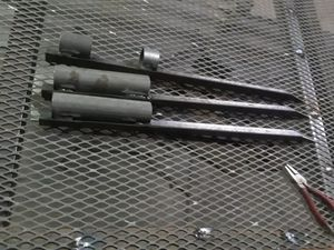 New raw HD.fishing pole holders for Sale in Jurupa Valley, CA