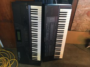 Two keyboards for Sale in Ruston, WA