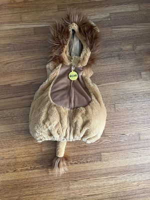 Lion costume - 18 months for Sale in Anaheim, CA