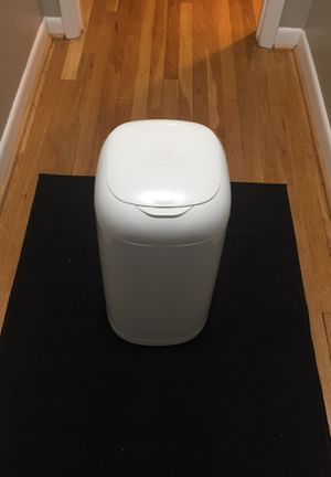 Playtex Baby Genie Diaper Pail (with 2 refill packs) for Sale in Kensington, MD
