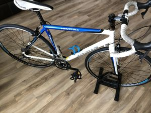 Road Bike -Very light , Jamis Ventura Race Carbon Fork, Carbon Seat Stay, Shimano 105, Size 56 for Sale in San Diego, CA