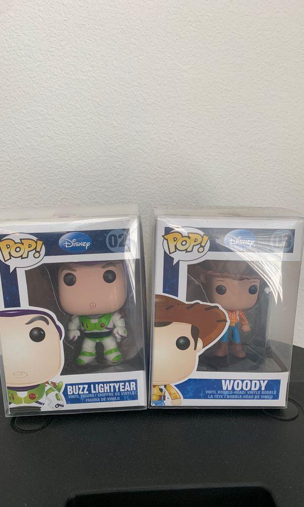 Toy Story Buzz & Woody POP!