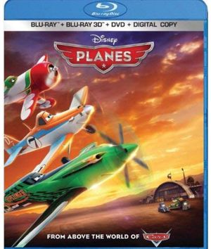 Planes 1 and Planes 2 (Fire and Rescue Blu-ray's) for Sale in Stockton, CA