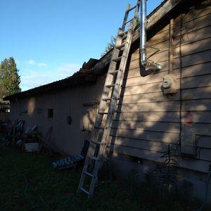 24 Ft Lewisville Adjustable Ladder for Sale in Kent, WA