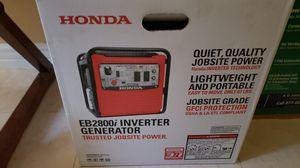 Honda generator for Sale in Menifee, CA