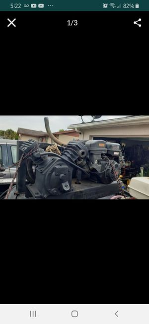 Compressor for Sale in BVL, FL