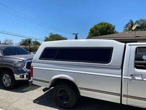 Camper shell fits 8ft f150 for Sale in Glendora, CA