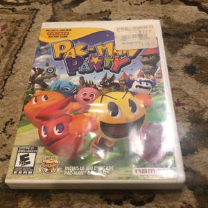 Pac-Man Party for Nintendo Wii for Sale in Staten Island, NY