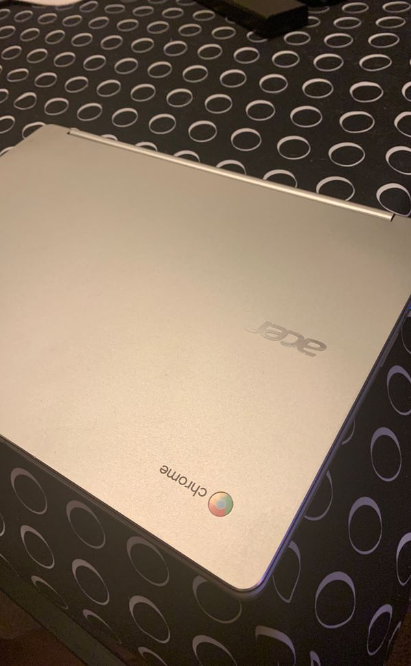 Chrome acer touch screen computer